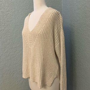 🆕Eileen Fisher | V-Neck Sweater